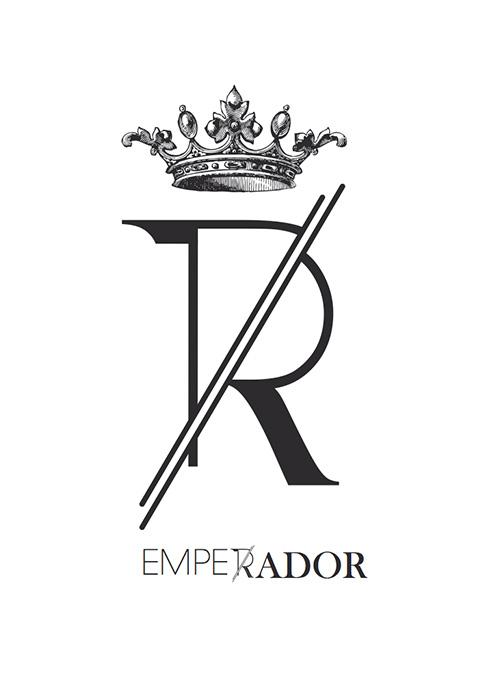 Diseño de marca para vino Emperador