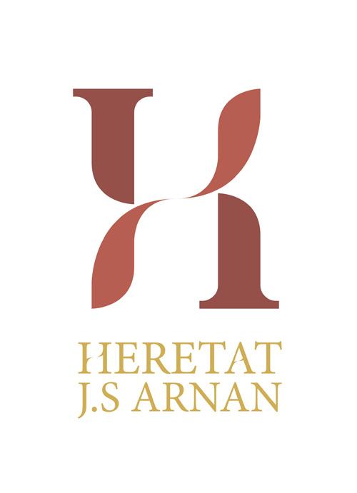 Diseño de marca para vino Heretat j.S Arnan