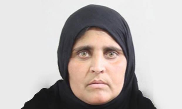 Sharbat Gul.40 anni