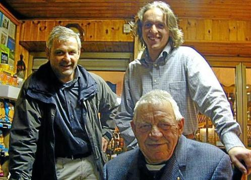 Benetti-Josef Schwellensattl -Anderloni