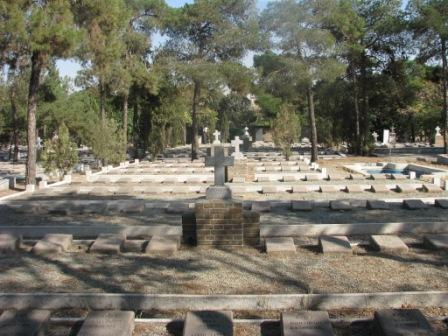 Polish War Cemetery in Dulab photo - polemb.net