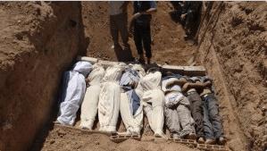 vittime guerra siria