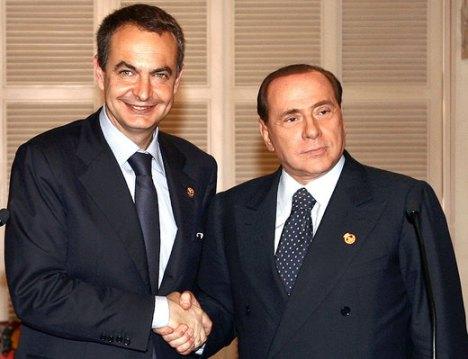 Berlusconi-e-Zapatero