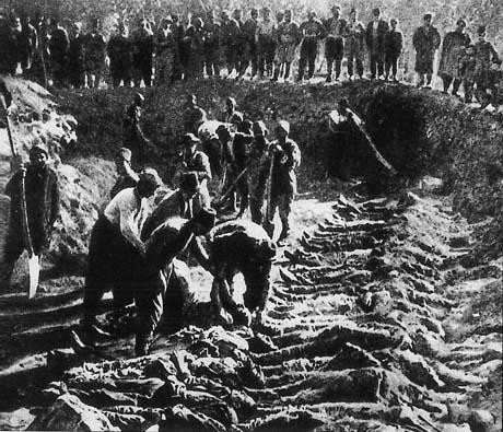 armeni genocidio corpi