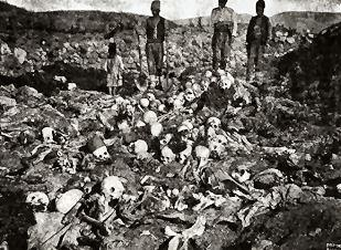 armeni il genocidio