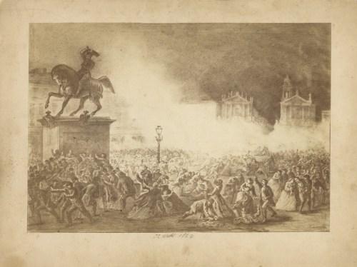 rivolta torino 22 settembre 1864