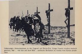 donne armene crocifisse