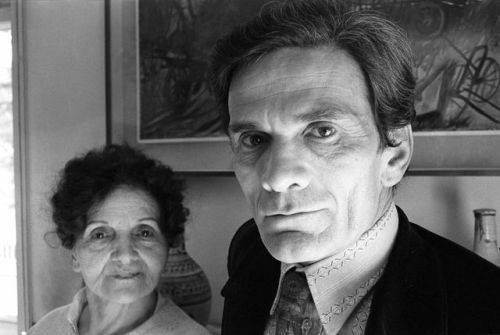 Becchetti_Susanna-e-Pier-Paolo-Pasolini_Roma-1971