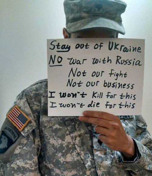 no war with russia