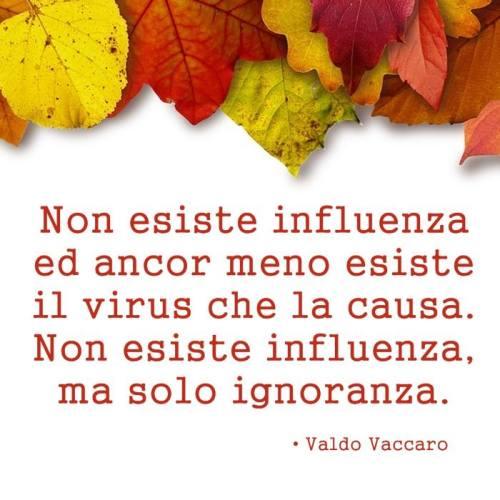 non esiste la influenza