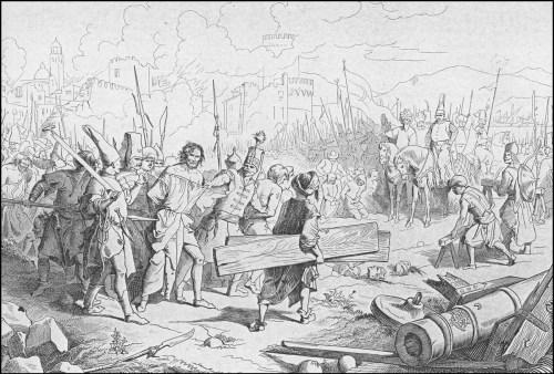 giuseppe gatteri 1470 martirio di paolo erizzo