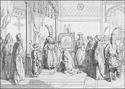 giuseppe-gatteri-1480-maometto-II-omaggia-bellini