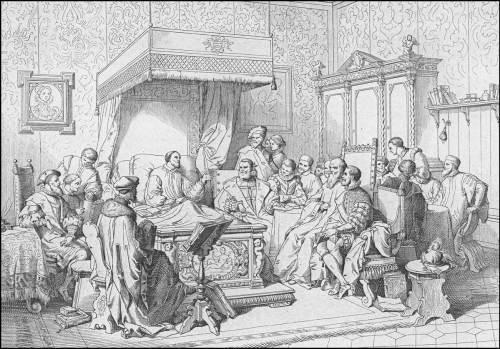 giuseppe-gatteri-1548-domenico-venier-malato-promuove-cultura-