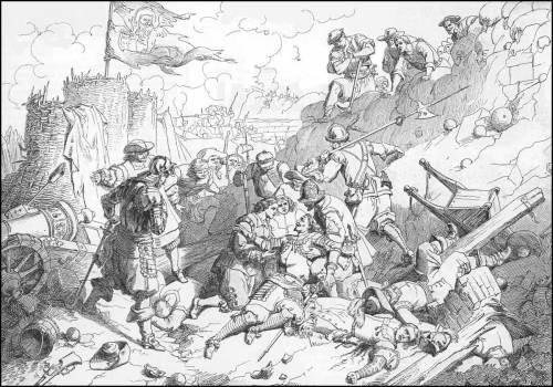 giuseppe-gatteri-1669-morte-di-caterino-cornaro