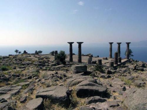 asso tempio di atena