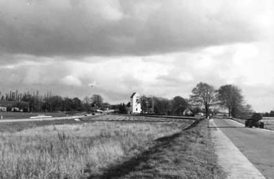 Tuse kirke.Foto Erling Buhl, Skov- og Naturstyrelsen.