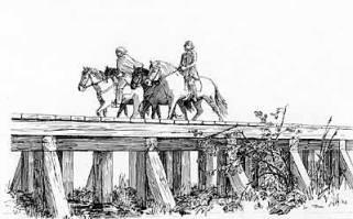 Broen over Ravning Enge