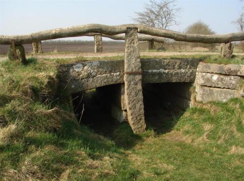 Immervad Bro på Hærvejen