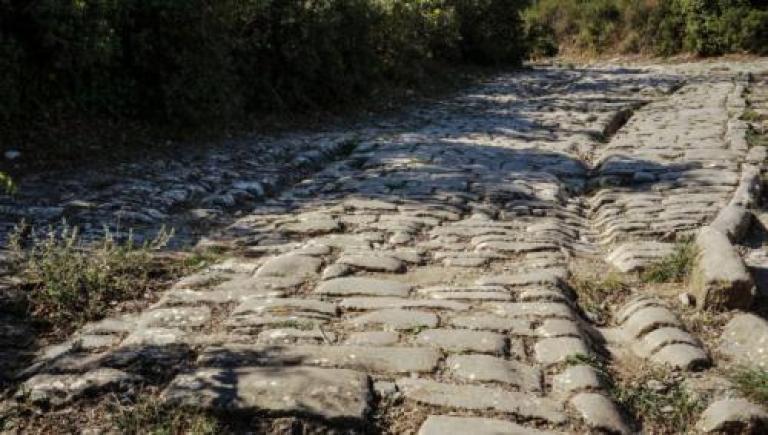 Romerveje: Via Domitia