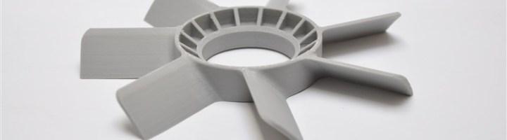 ABS 3D Print VSHAPER multiblade