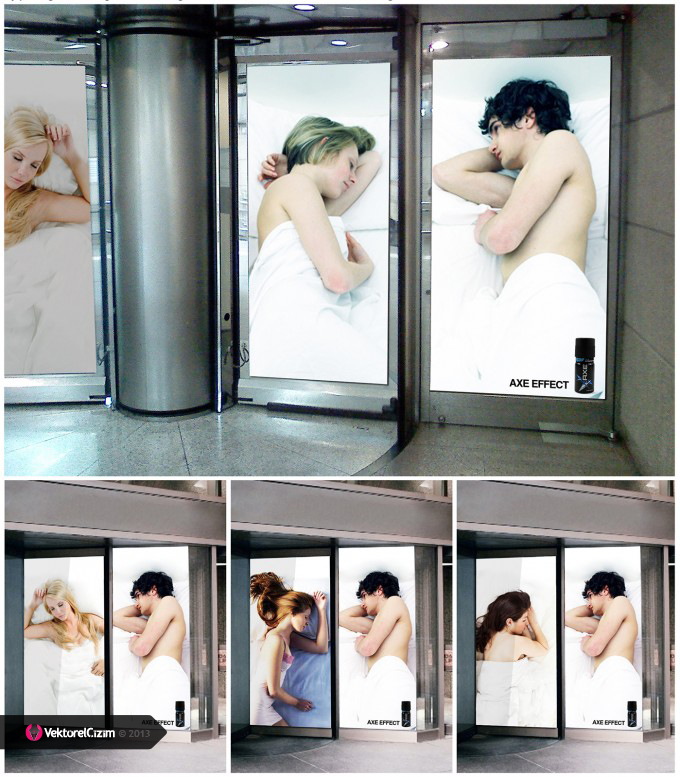 axe-effect-revolving-door-billboard-ad-680x777