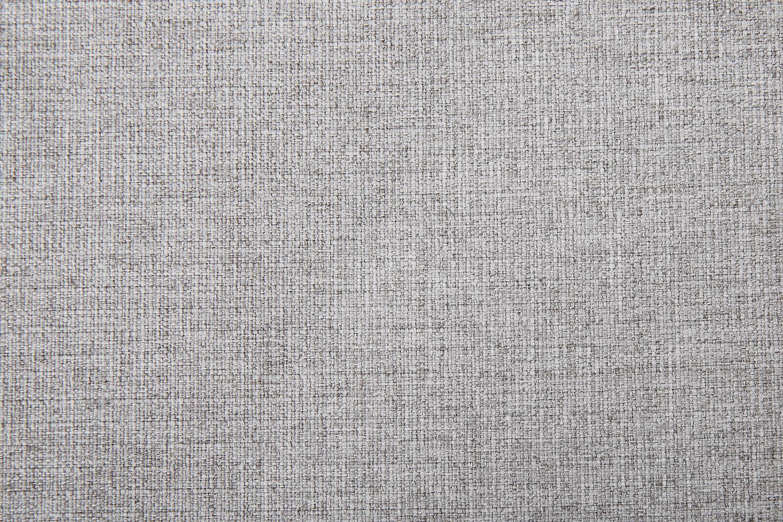 Low Profile Light Grey Fabric Sectional Sofa