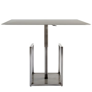 contract iron table sisu fast food