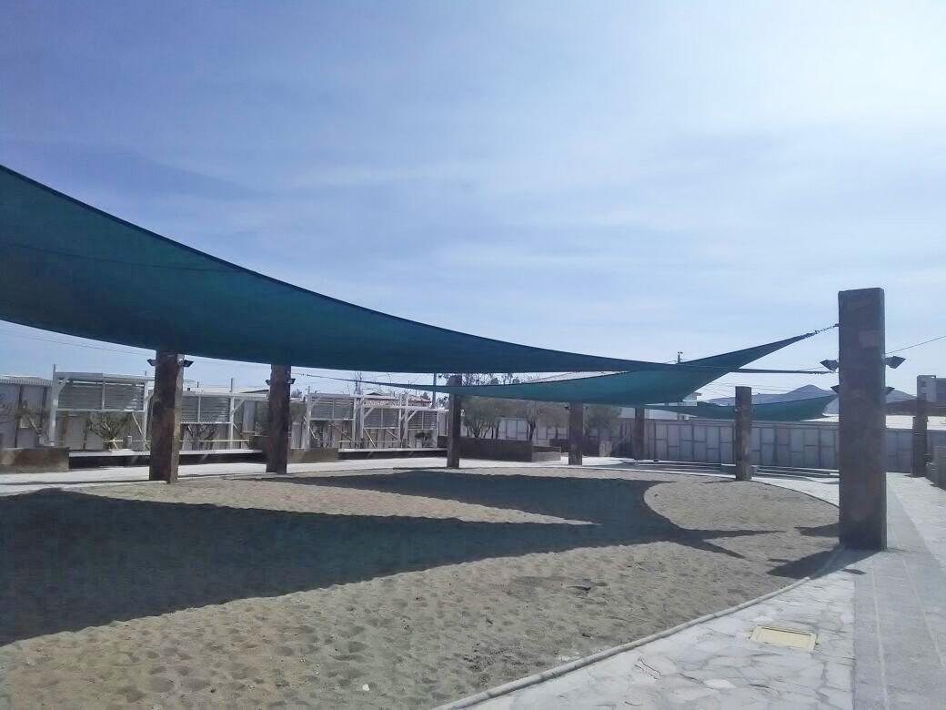 Sombraderos de Plazas Calama