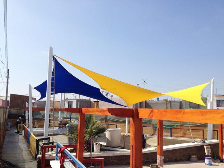 Plaza las Gaviotas