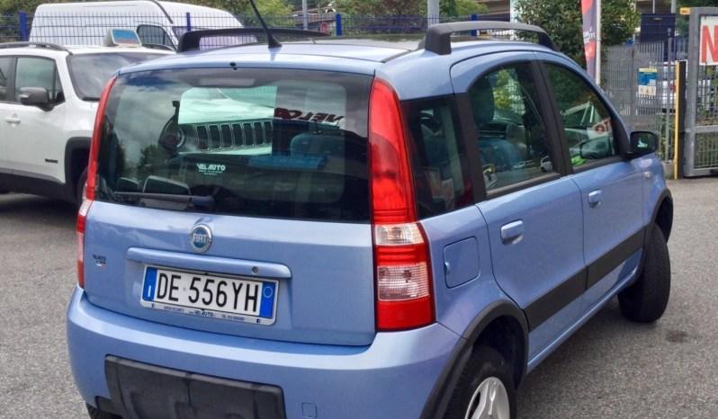 Fiat Panda 4×4 full