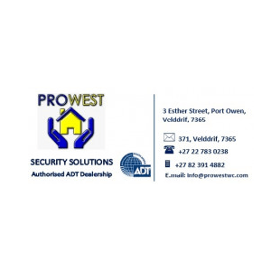 PRO WEST SECURITY SOLUTIONS