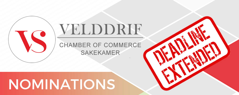 Velddrif Chamber of Commerce Nominations 2020 Sakekamer