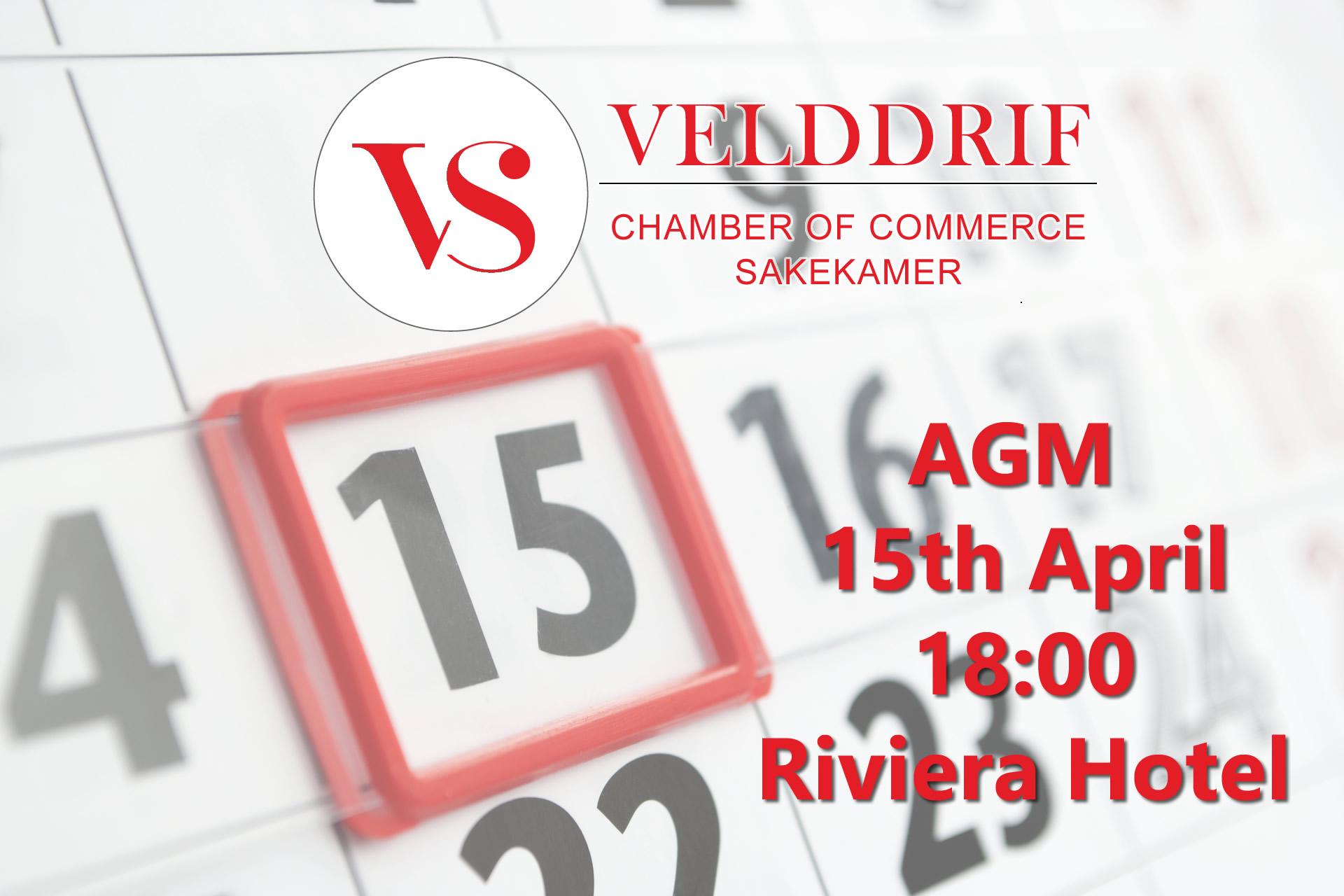 Velddrif AGM April 2021