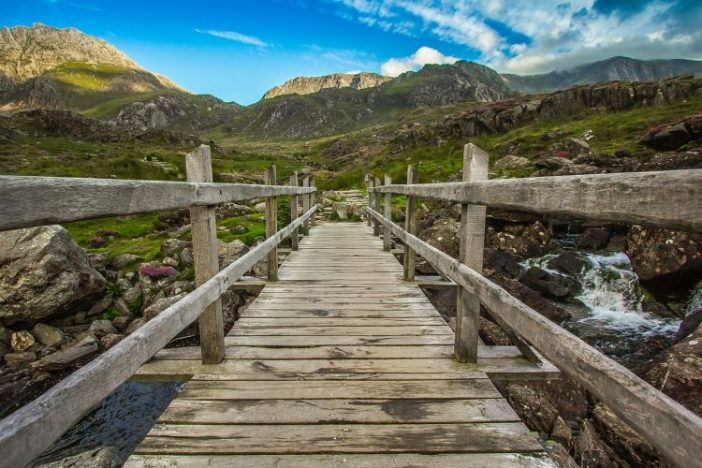 narodni park snowdonia wales