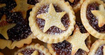 mince pies anglické vánoční cukroví