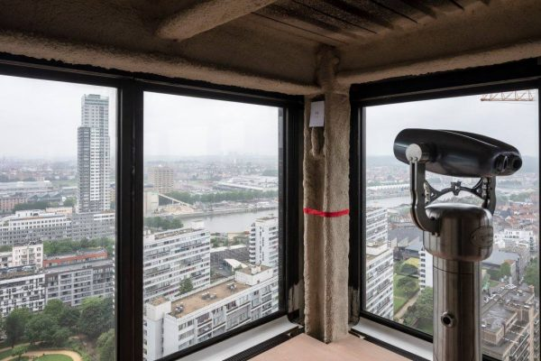 you are here - brussels - panoramic binoculars1