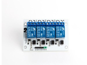 Velleman IO for Arduino VMA400: 4 CHANNEL RELAY MODULE – Velleman – Wholesaler and developer of