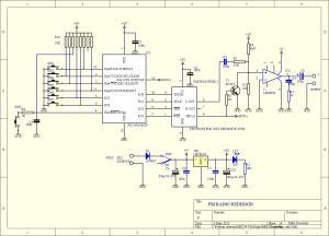 MK194 Digital Radio  Need circuit diagram please  Mini