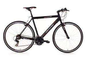 KS Cycling 202B Lightspeed Vélo de route Noir 28″