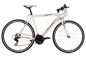 KS Cycling 277B Lightspeed Vélo de route Blanc 28″