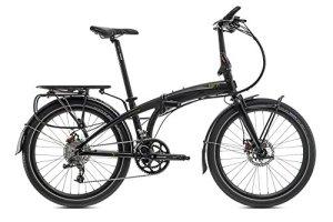 tern Eclipse Tour – Vélo pliant – 24″ vert/noir 2017 velo pliable