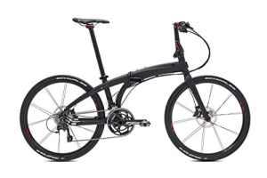 tern Eclipse X22 – Vélo pliant – 26″ rouge/noir 2016 velo pliable