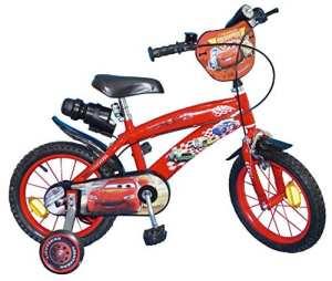Toims Cars Vélo Enfant 14″ – 3/5 ans