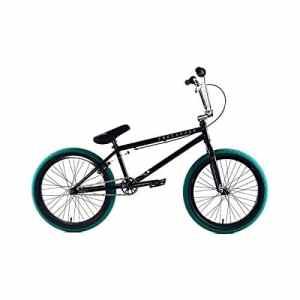 colonie Endeavour Vélo BMX 201753,3cm Top Tube Noir brillant/émeraude