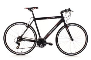 KS Cycling 201B Lightspeed Vélo de route Noir 28″