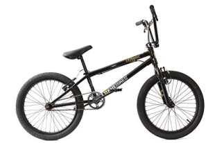 KHE BMX Vélo Cosmic Noir 11,1kg seulement.