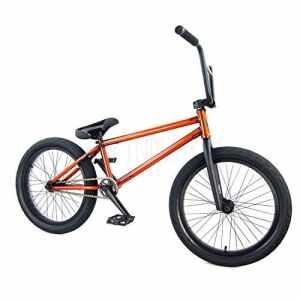 Ligne BMX Vélo complet 50,8cm–Trans Orange/noir Flybikes Odyssey BSD Light New solide