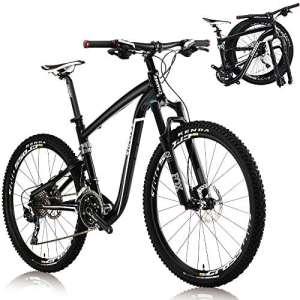 Change vélo pliant de taille 26″ léger en hauteur Shimano Deore 30 vitesses DF-612B