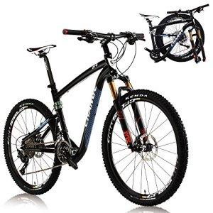 Change vélo pliant de taille réelle de 26 pouces Shimano XT 2×11 vitesses DF-602BF