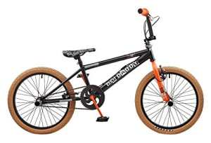 Rooster Big Daddy Spoked Special Edition–Vélo BMX 20″ noir/orange
